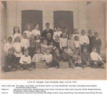 Dunblane School, Class of 1912