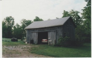 Driving Shed