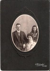 Ida, Jack and Reta Stanton (circa 1905)