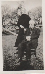 Thomas and Margaret Stanton about 1930, the year of their Fiftieth Wedding Anniversary